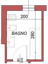 ▷Rendere più spazioso un bagno di 5 mq. La CASA giusta