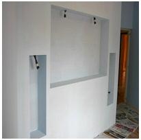 realizzare parete attrezzata