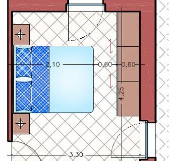 Idee e trucchi salvaspazio stanza per stanza: 2) la zona notte