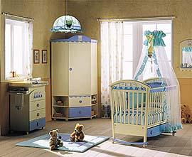 Sicurezza bambini in casa: la cameretta del bambino
