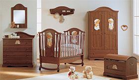 Preparare le camerette dei bambini