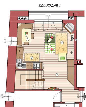 Due soluzioni per la casa in montagna la casa giusta for Soluzioni per la casa