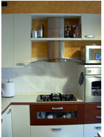 Sicurezza con il gas in cucina