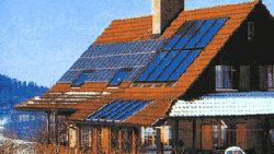 I pannelli solari termici