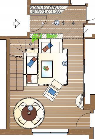 Progettare una scala in soggiorno la casa giusta for Progettare una casa