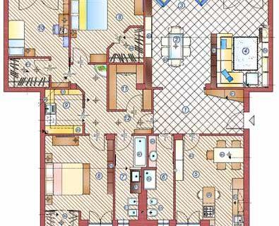 Ristrutturare un appartamento di 150 mq