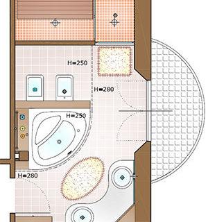 Bagno Turco In Casa Dimensioni.Sauna E Bagno Turco La Casa Giusta